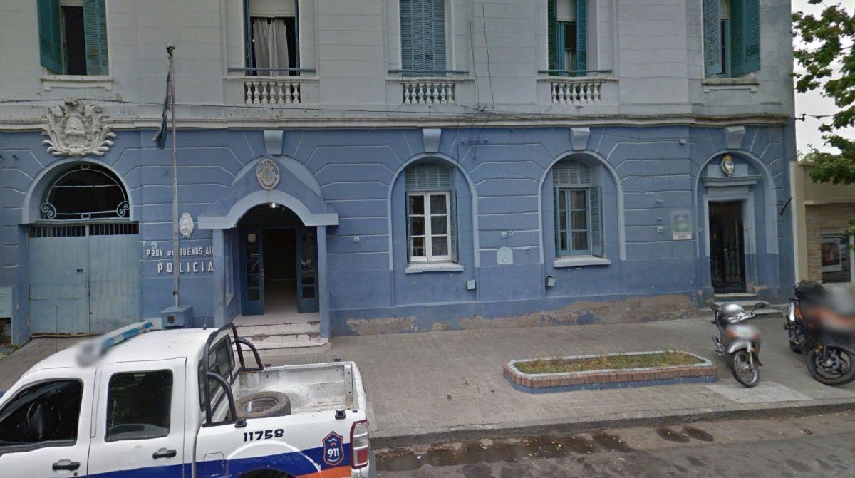 Comisaría 1ra de Bahía Blanca