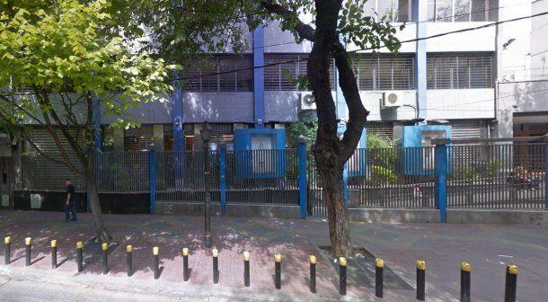 Colegio San Buenaventura de la ciudad de Mendoza