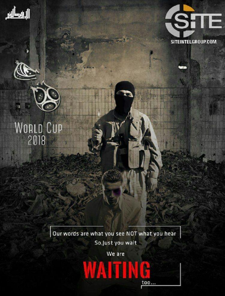 La escalofriante amenaza de ISIS a Cristiano Ronaldo: Estamos esperando