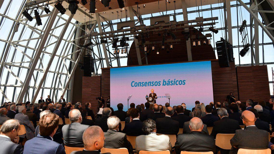 Éstos son los tres ejes de la reforma de Macri