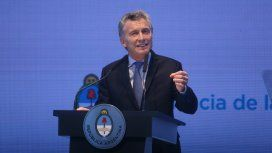 Macri anunció un plan de reformas (Foto: Ignacio Petunchi)