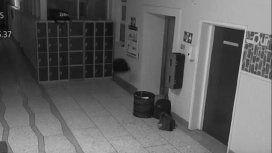 El fantasma de la escuela más embrujada del mundo volvió a atacar