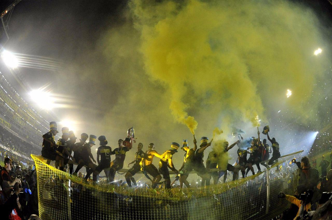 Boca festejó un título y ahora también celebra las ganancias en el mismo período.