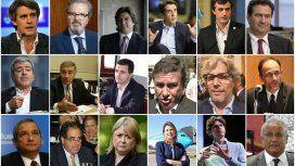Los 18 funcionarios que se fueron del Gobierno