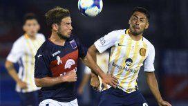 Tigre empató con Rosario Central y sigue sin ganar en la Superliga