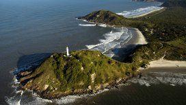 Ilha Do Mel, uno de los grandes atractivos del sur de Brasil