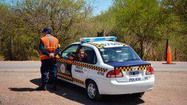 Un policía murió atropellado