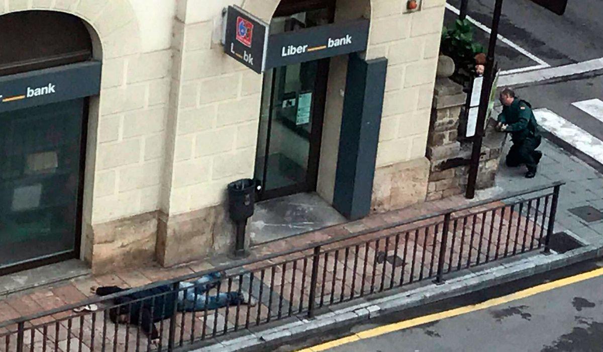 Tiroteo y toma de rehenes en Asturias: un policía resultó herido