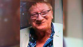 Oscar Benvenuto fue visto por última vez cuando salía de la casa de su mamá el viernes a la tarde
