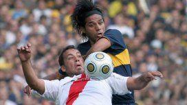 El Ogro Fabbiani calentó la previa del Superclásico y destrozó a Boca