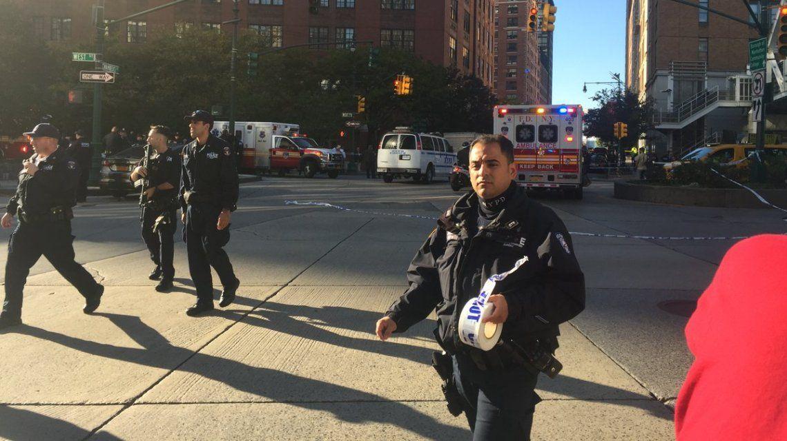 Al menos cuatro heridos en un tiroteo en Manhattan