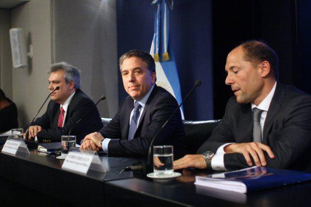 Nicolás Dujovne presentó detalles de la reforma tributaria<br>