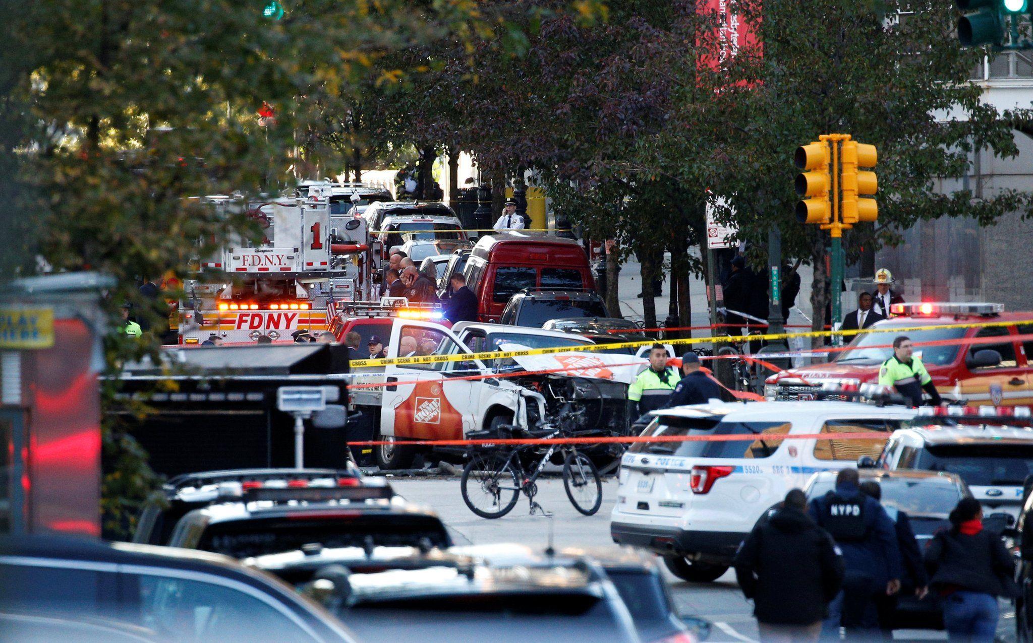 Confirman que al menos tres argentinos murieron en el ataque en Nueva York