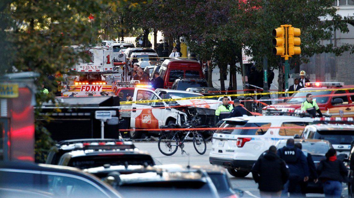 Ataque en Nueva York: hay argentinos entre los muertos