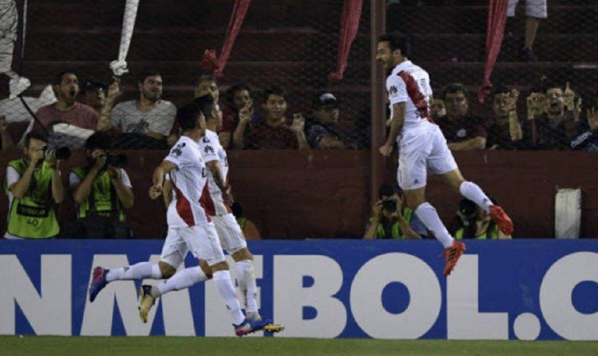 Mirá los goles que le dan a River el pase a la final de la Copa Libertadores