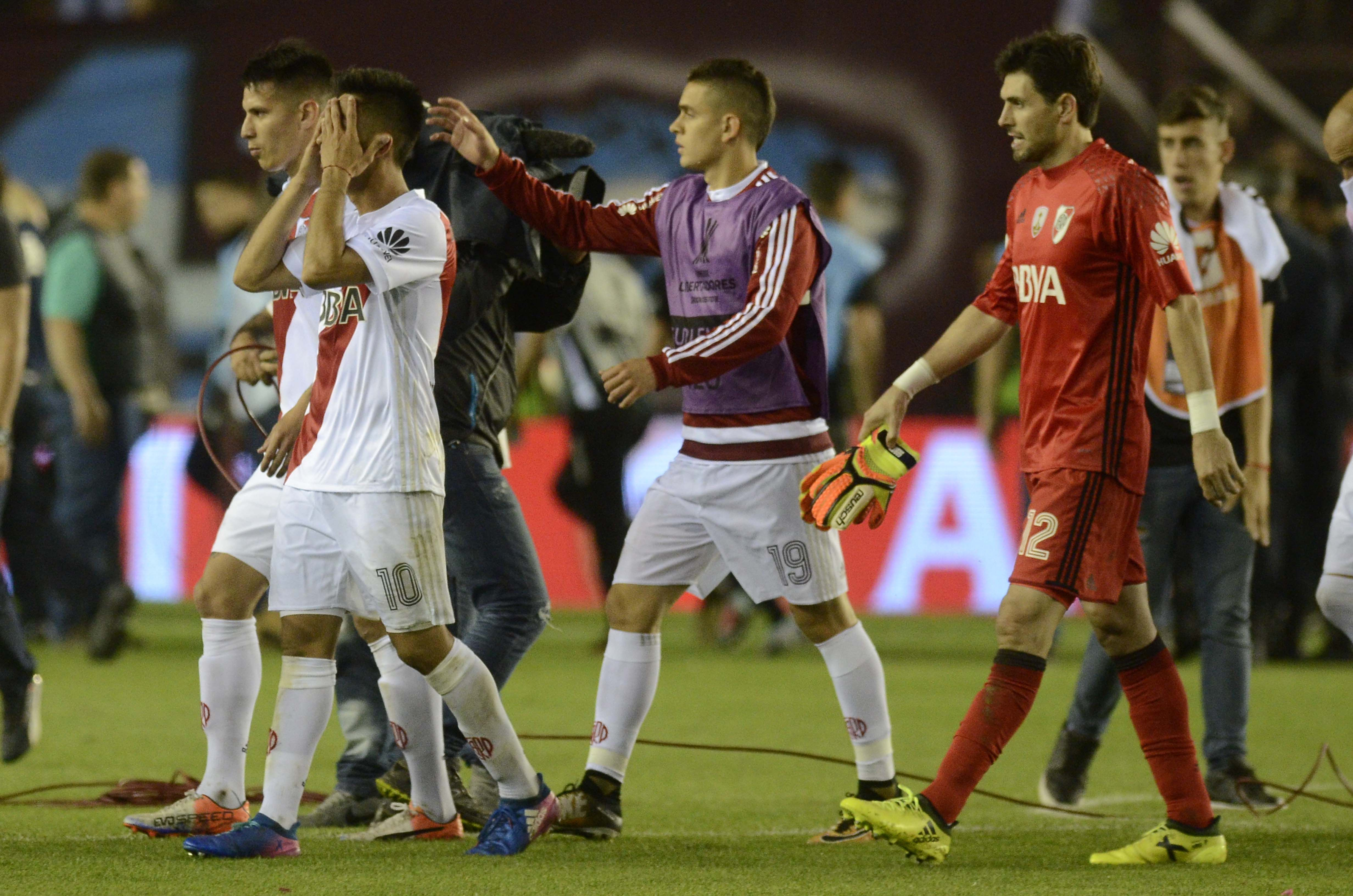 River eliminado de la Copa Libertadores