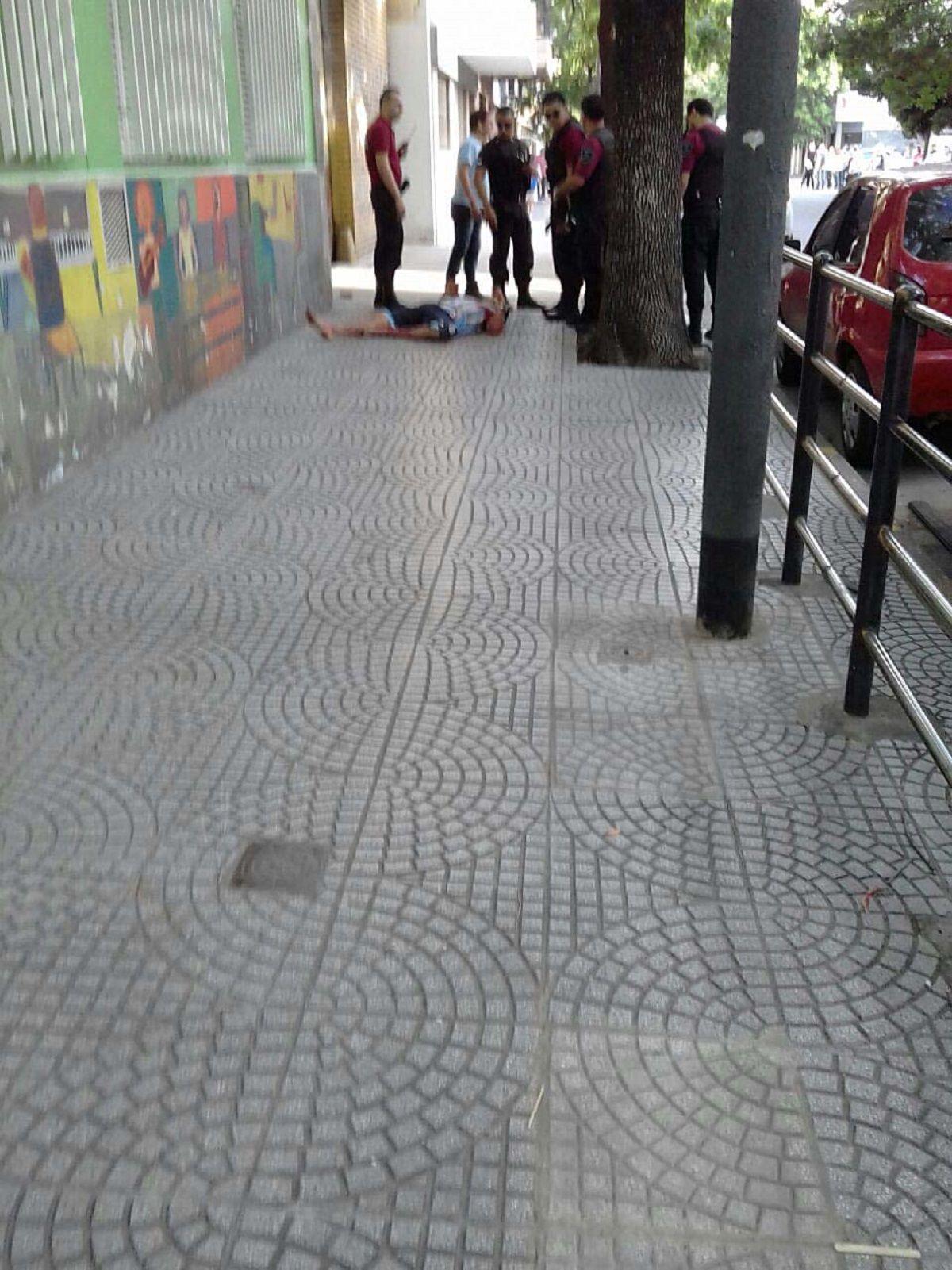 Tiroteo en Liniers