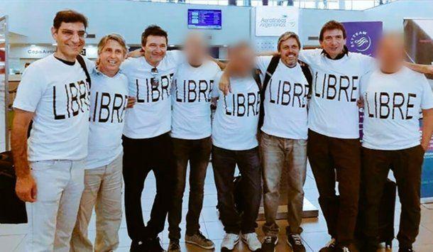 Estos son los argentinos que murieron en el ataque<br>