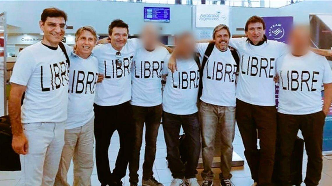Estos son los argentinos que murieron en el ataque