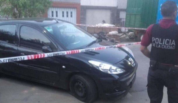 Lisandro de la Tore y Tuyutí, donde este martes murieron dos policías
