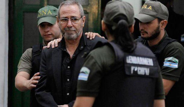 Ricardo Jaime, detenido<br>