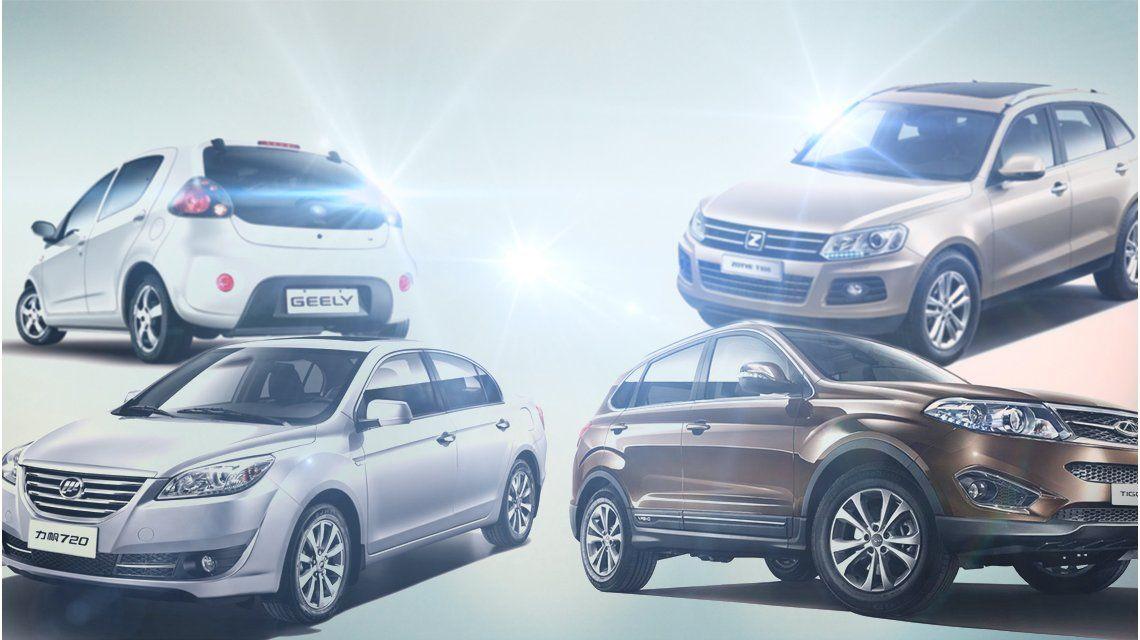 Las 14 marcas de autos chinas que llegan a la argentina en for Marcas de coches