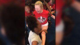 Ally Wakefield, de 13 años, pidió que dejaran de lastimarla