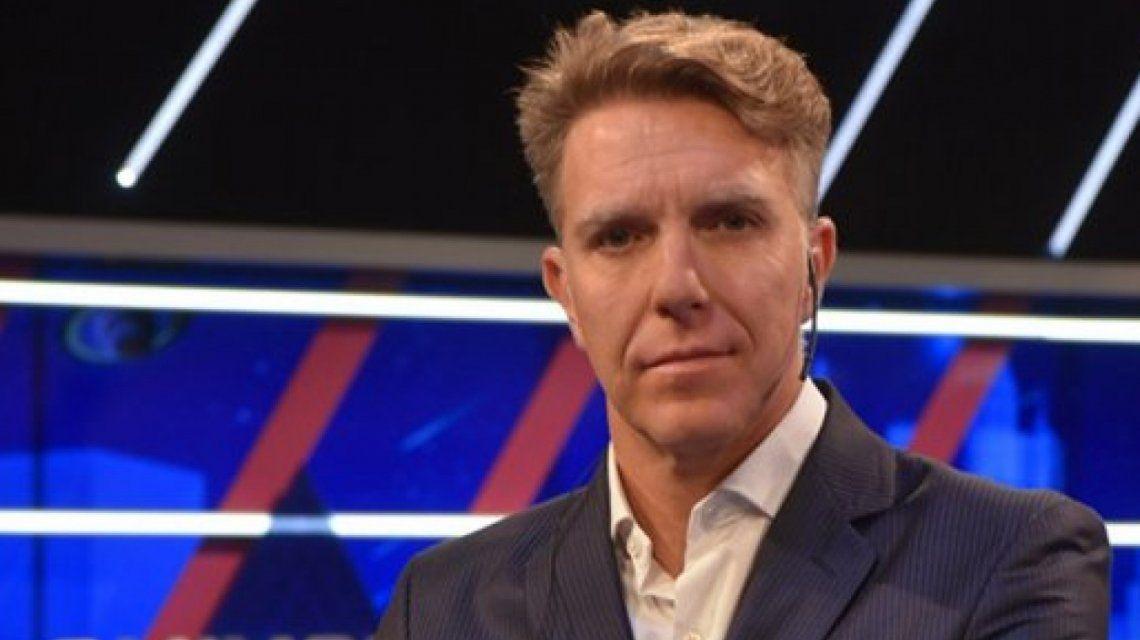 El revelador audio de Fantino que anticipó la escandalosa noche del Lanús-River