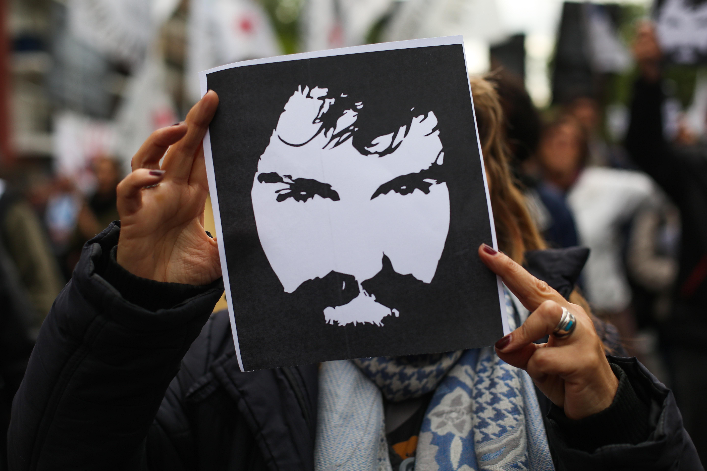 La desaparición de Santiago Maldonado impulsó marchas multitudinarias en todo el país