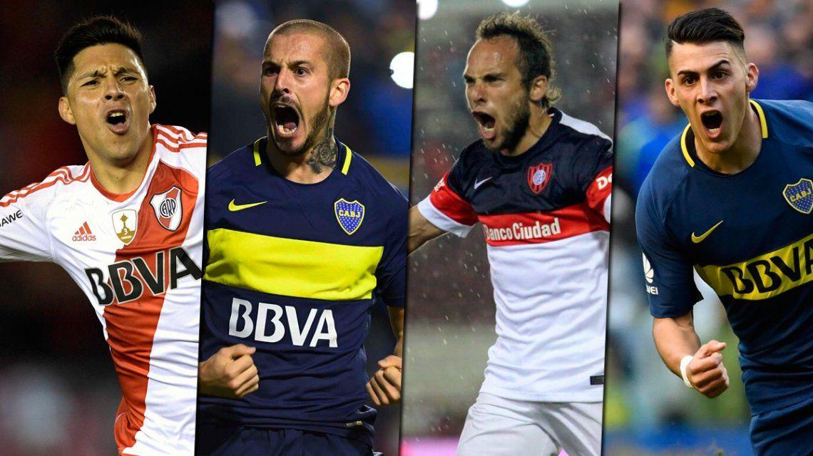 Jorge Sampaoli completó la lista con cuatro nombres del fútbol local: ¿dos sorpresas?