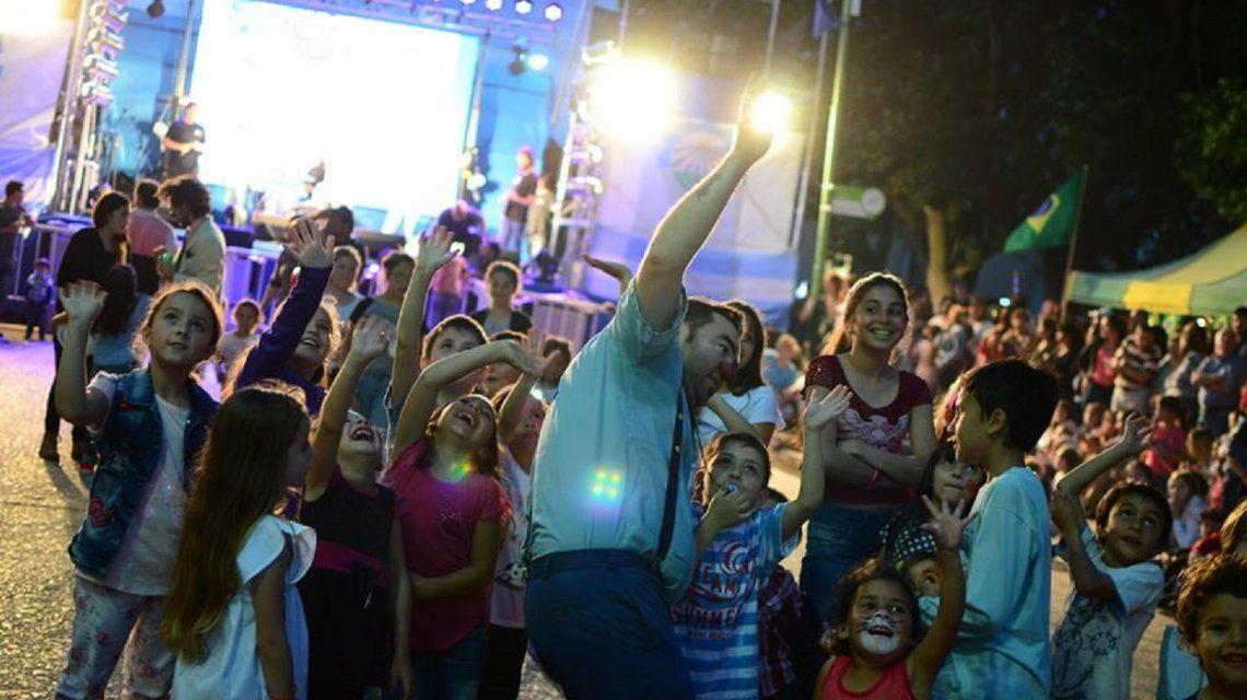 Suipacha celebró sus fiestas populares: espectáculos musicales y culturales