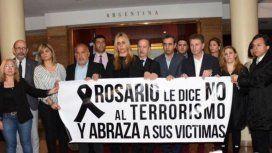 Concejo Municipal de Rosario rindió homenaje a las víctimas del atentado en Nueva York