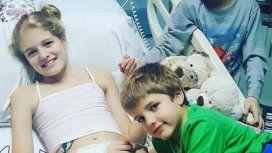 Justina tiene 12 años y espera urgente un corazón para seguir viviendo