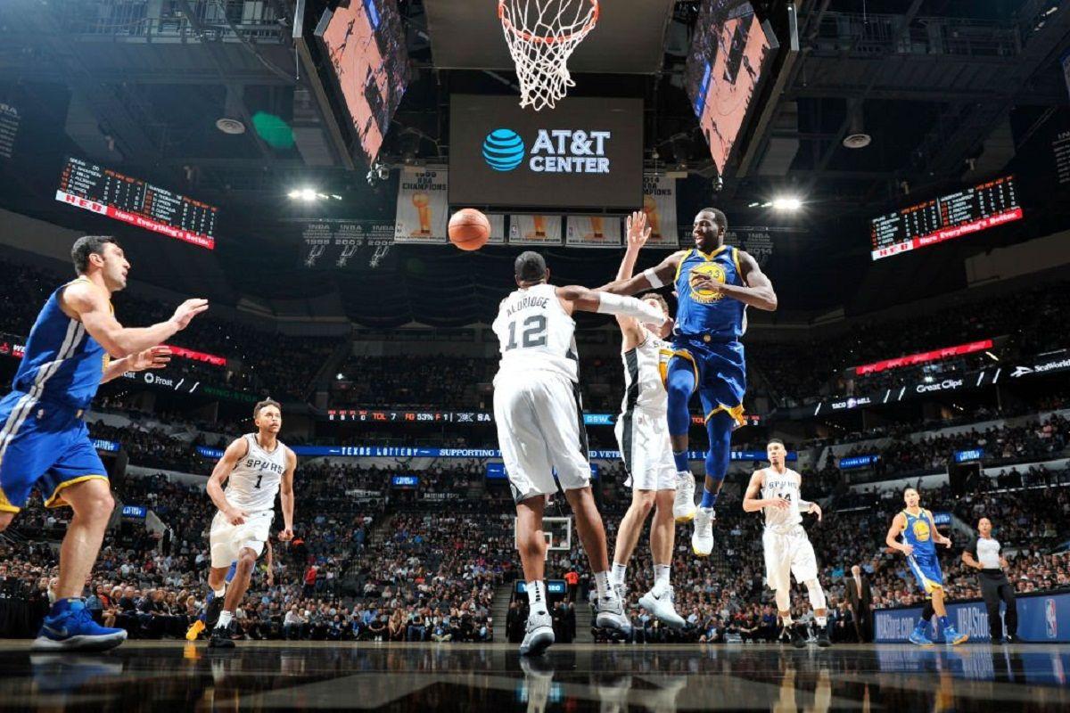 Los Spurs comenzaron ganando pero perdieron por 20