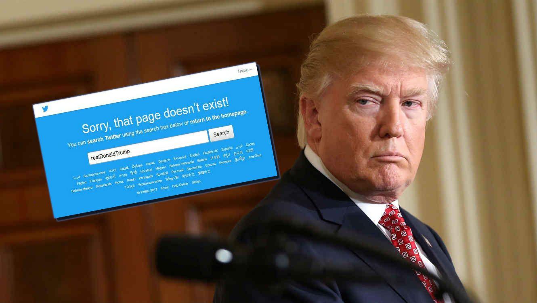 Donald Trump y su cuenta de Twitter