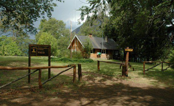 Uno de los típicos paisajes que rodea la zona<br>
