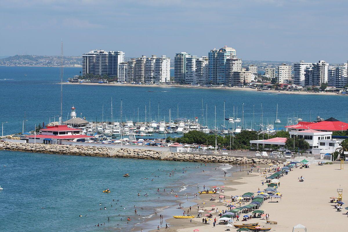 Las mejores cuatro playas de Ecuador