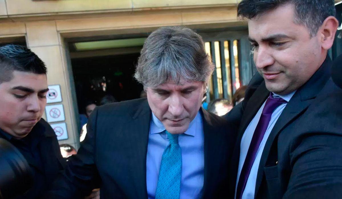 Lijo rechazó la excarcelación y Boudou quedó detenido en el penal de Ezeiza