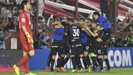 Finalista de la Libertadores y semifinalista de Sudamericana: Iván Marcone festejó por partida doble