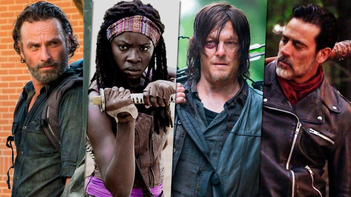 ¿Quiénes serían los protagonistas de la versión argentina de The Walking Dead?