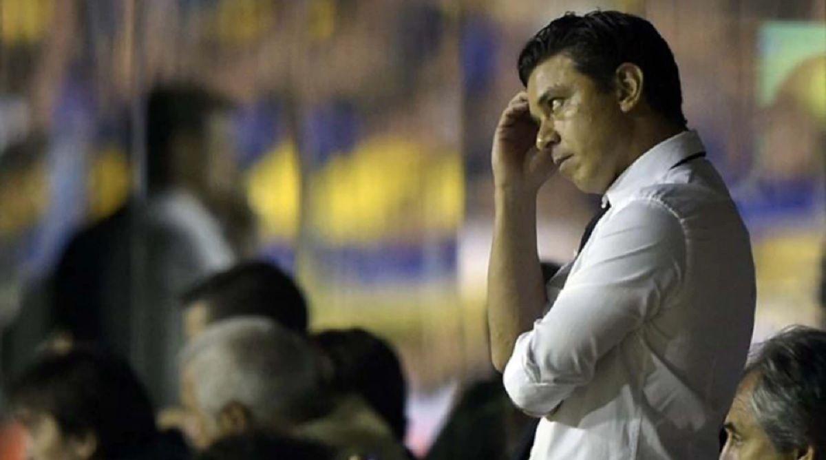 La mala racha de Gallardo contra Boca en el torneo local