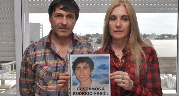 Los padres de Rodrigo lo buscaron durante poco más de 2 años