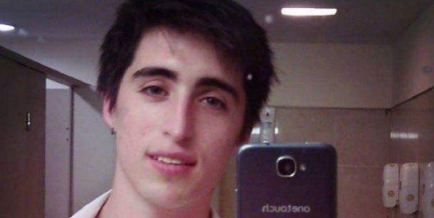 Rodrigo había sufrido un brote psicótico un día antes