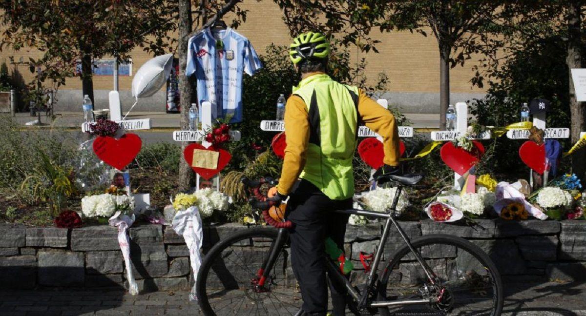 Trasladan los cuerpos de las víctimas argentinas del atentado en Nueva York