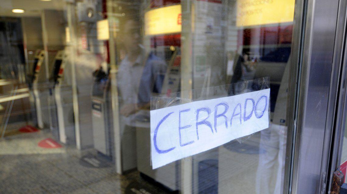 Los bancarios confirmaron el paro a pesar de la conciliación obligatoria