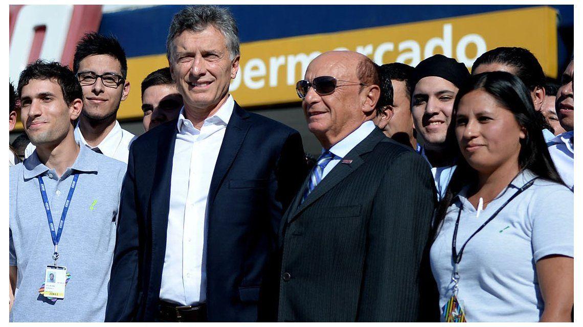 El dueño de Coto, empresario afín a Macri, enfureció con la reforma tributaria