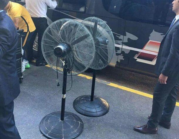 <p>Estos son los ventiladores que tuvieron que llevar en 2016</p>