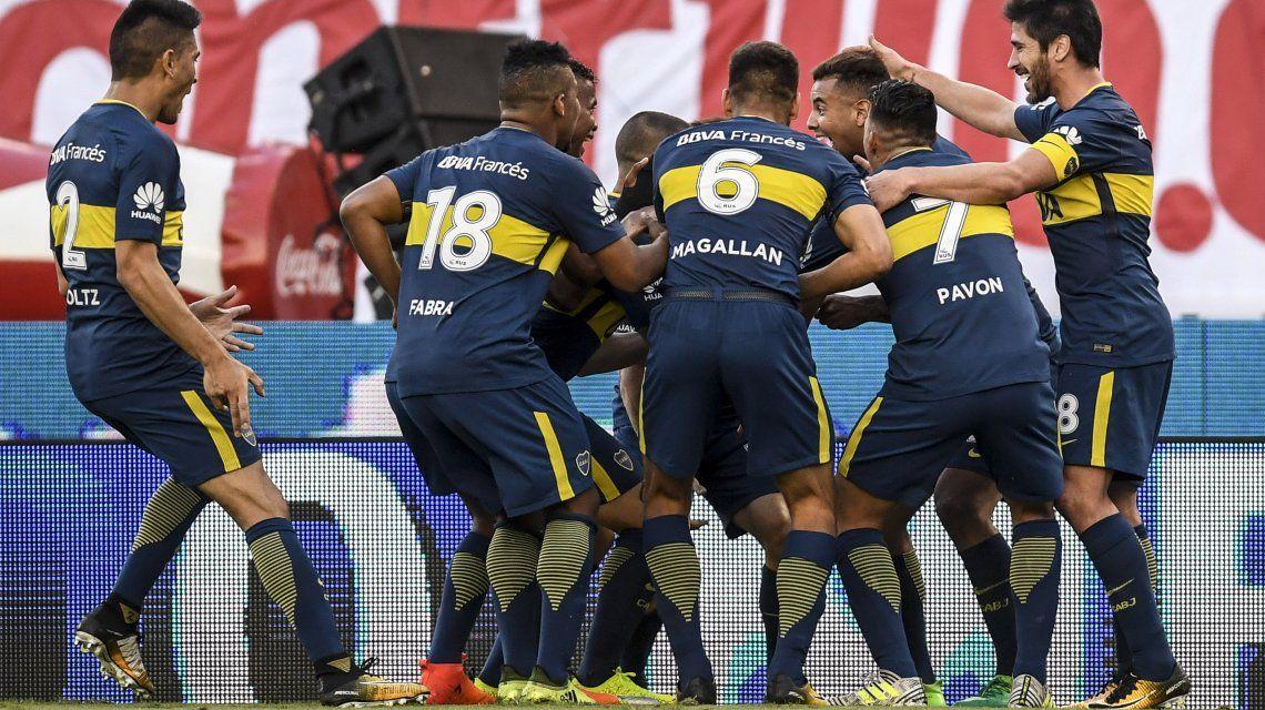 Boca se hizo fuerte en el Monumental y le ganó a River: resumen, goles y expulsiones