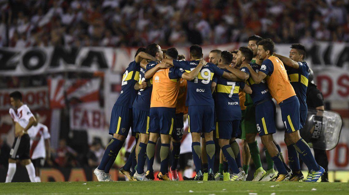 Ejemplo: Boca no volvió al trabajo pero Gago y Benedetto entrenan duro ¿pensando en el Mundial?