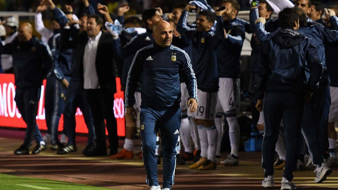 Jorge Sampaoli citó a Cristian Ansaldi por la lesión de Marcos Acuña